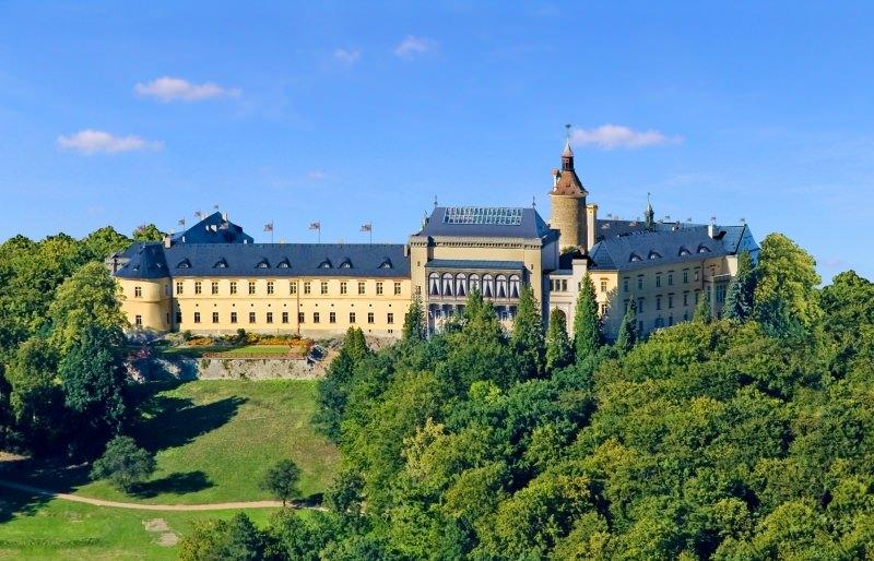 Замок Збирог (Zámek Zbiroh)