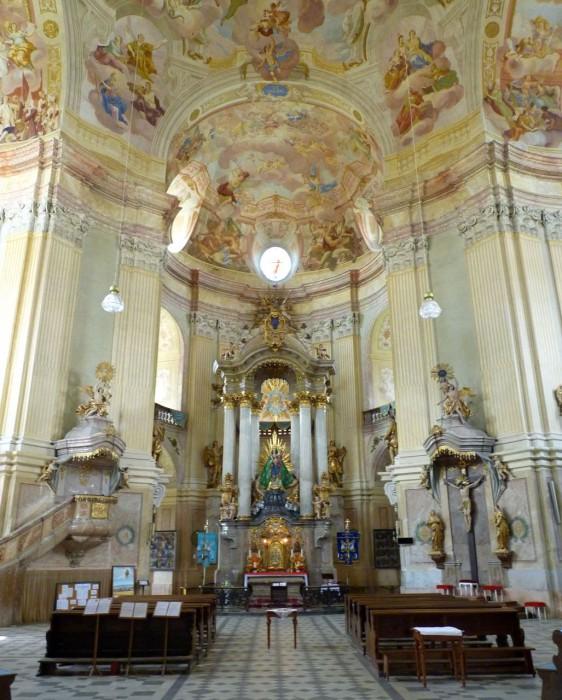 Костел Девы Марии (Chrám Jména Panny Marie)