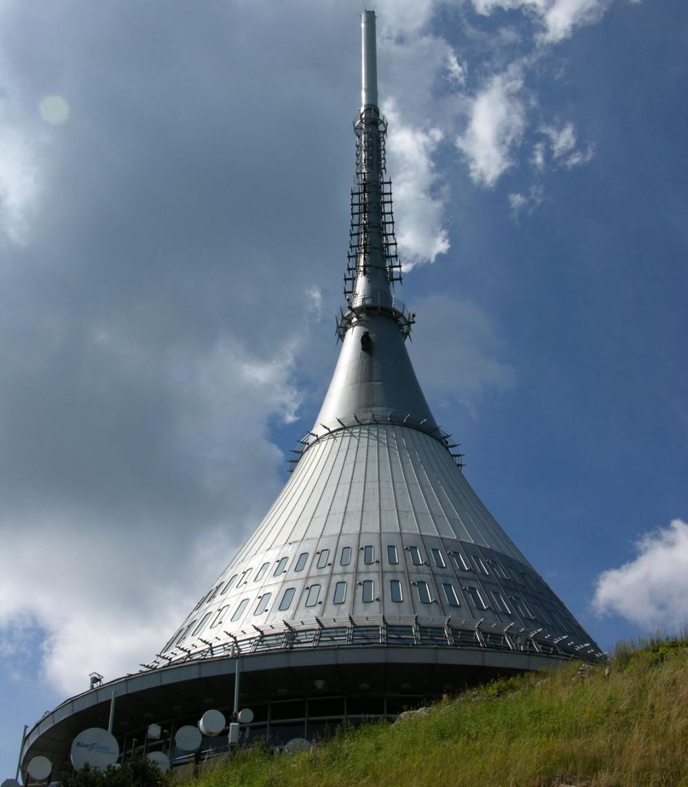 Башня на горе Йештед