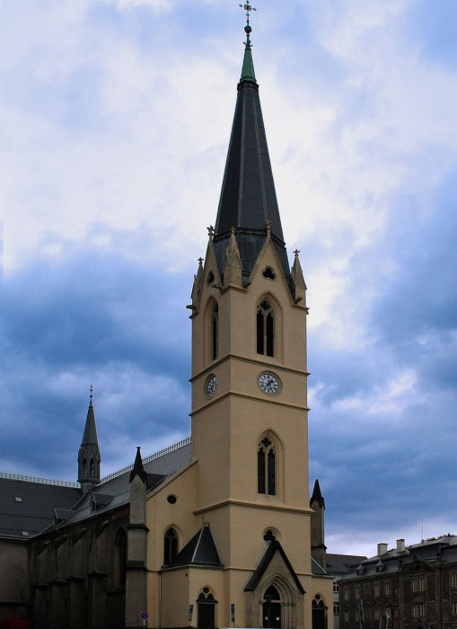 Костел св. Антония Великого (Kostel svatého Antonína Velikého)