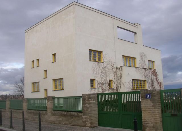 Мюллерова вилла (Müllerova vila)