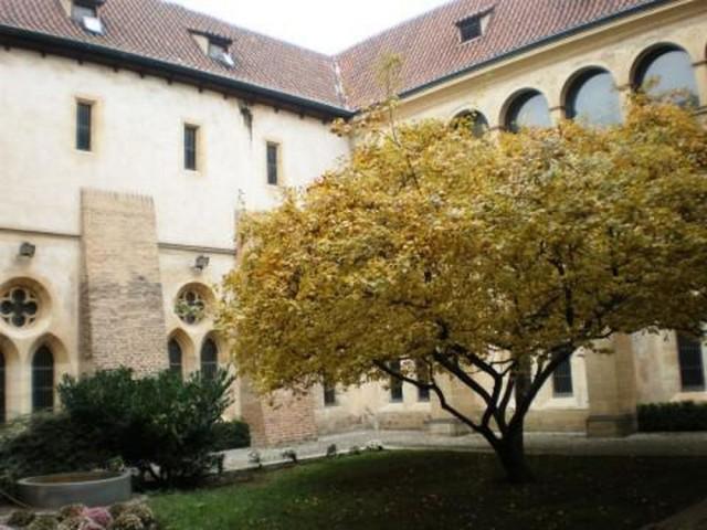 Монастырь Святой Агнессы Чешской (Klášter sv. Anežky české)