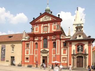 Монастырь св. Георгия в Пражском Граде