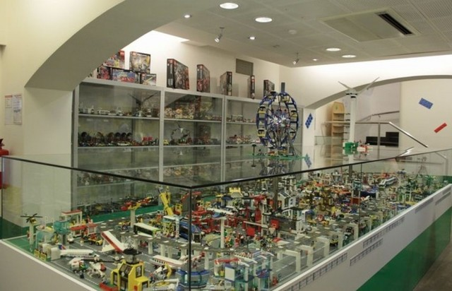 Музей Лего (Muzeum LEGA)