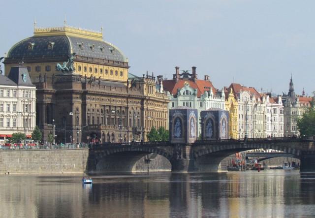 Мост Легии Прага (most legionářů)