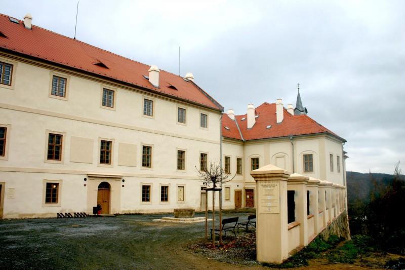 Замок Нижбор (Zámek Nižbor)