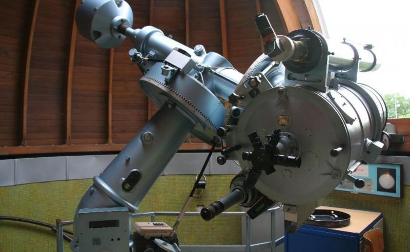 Обсерватория имени Штефаника (Štefánikova hvězdárna)