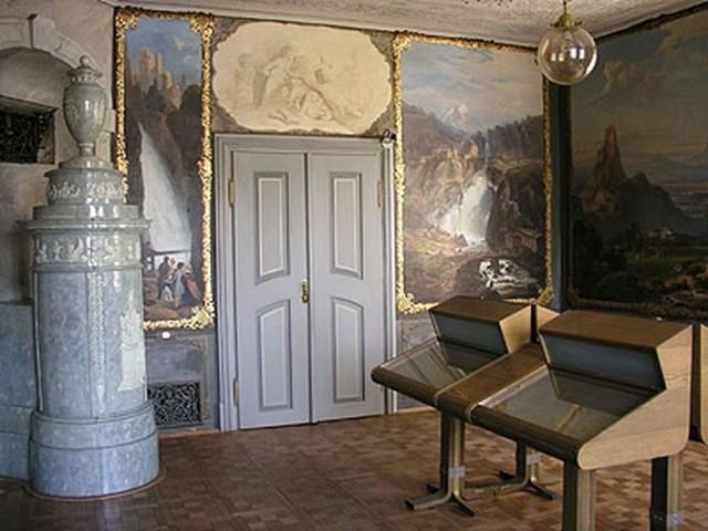 Музей почты (Poštovní muzeum)