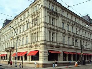 Кофейня Славия – излюбленное место пражской богемы