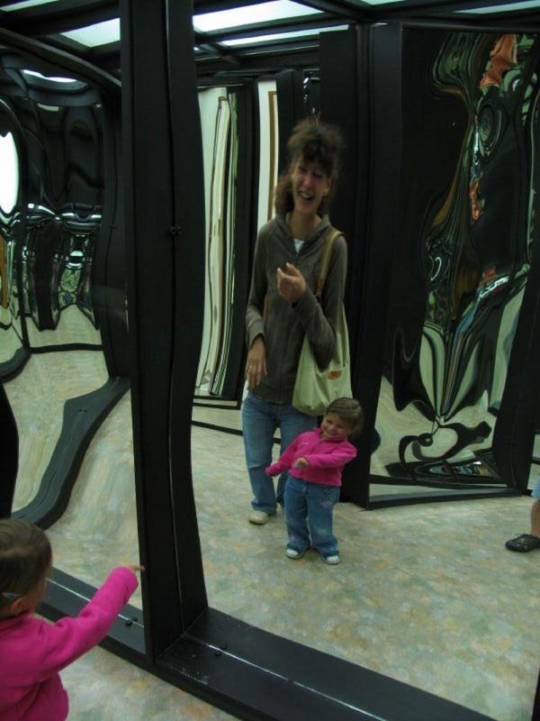 Зеркальный лабиринт (Zrcadlové bludiště)