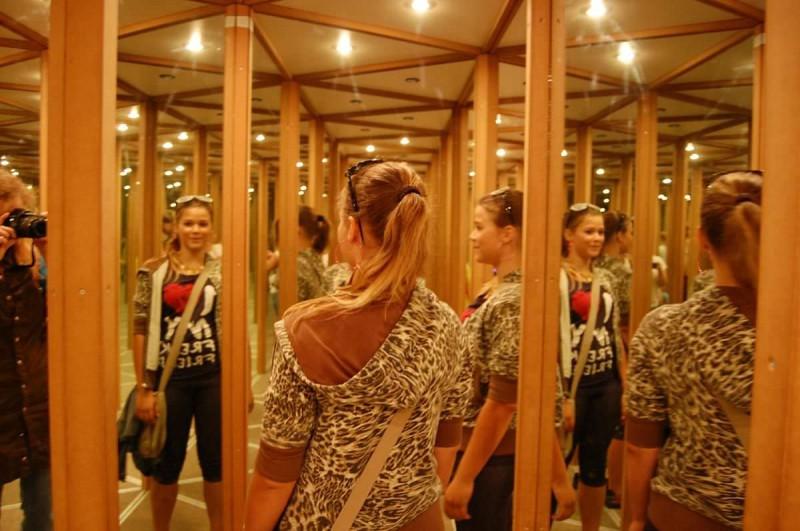 В Зеркальном лабиринте