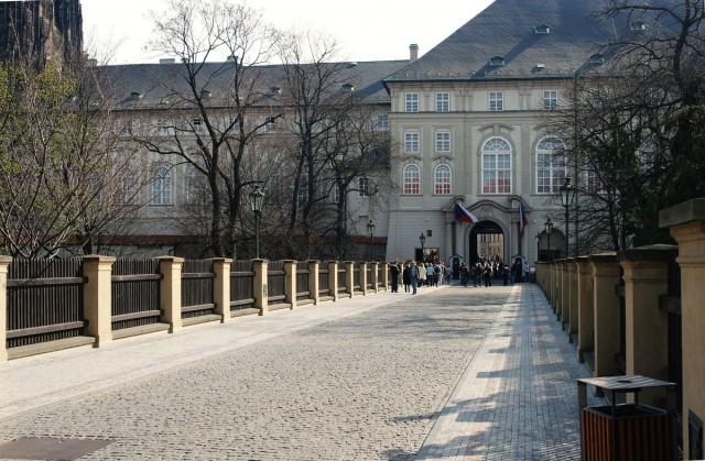 Пороховой мост (Prasny most)