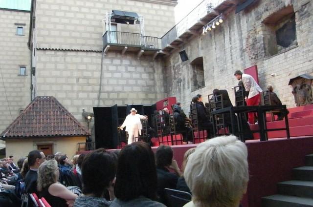 Летний шекспировский фестиваль