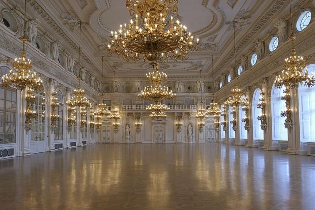 Испанский зал (Španĕlský sál)