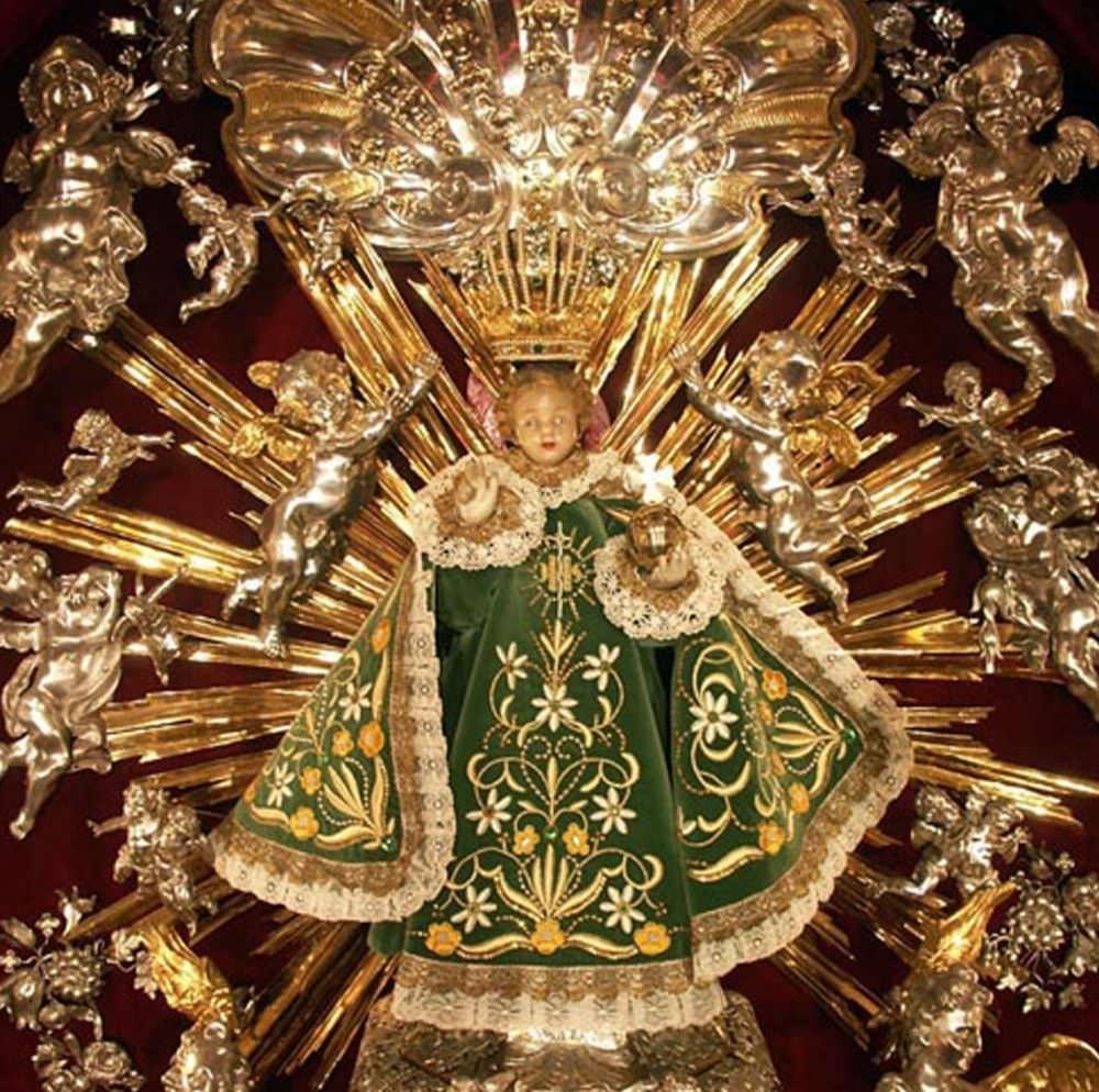 Младенец Христа (Pražské Jezulátko)