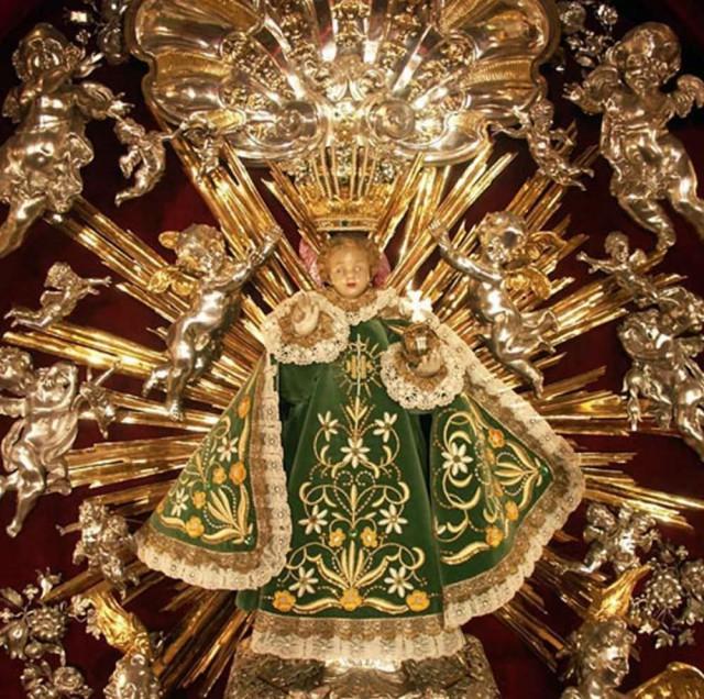Восковое изображение младенца Христа (Pražské Jezulátko)