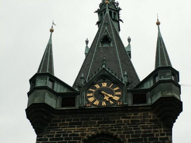 Йиндржишская башня (Jindřišská věž)