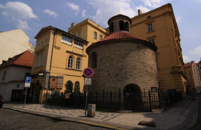 Часовня Святого Креста ( кaple sv. Kříže)