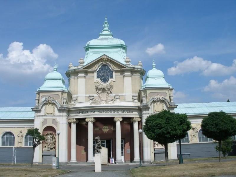 Лапидарий Национального музея (Lapidárium Národního muzea)