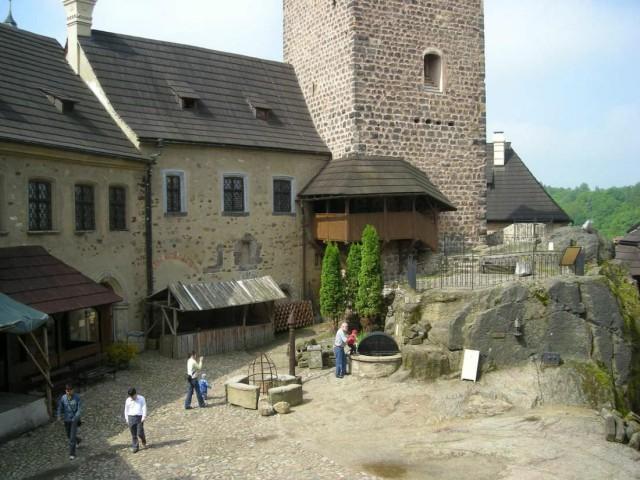 Замок Локет (Hrad Loket)