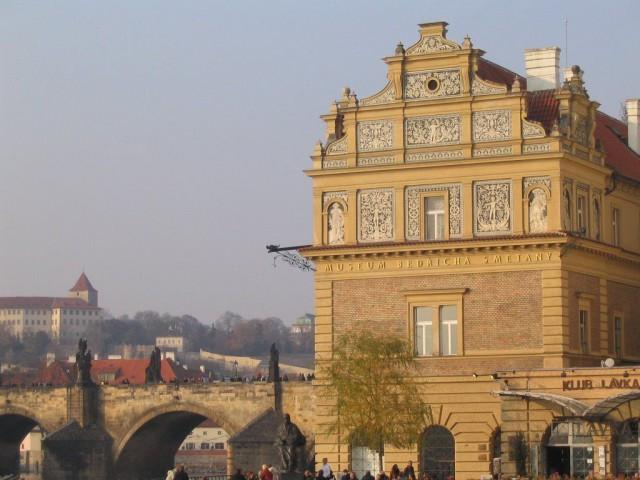 Дом-музей Бедржиха Сметаны
