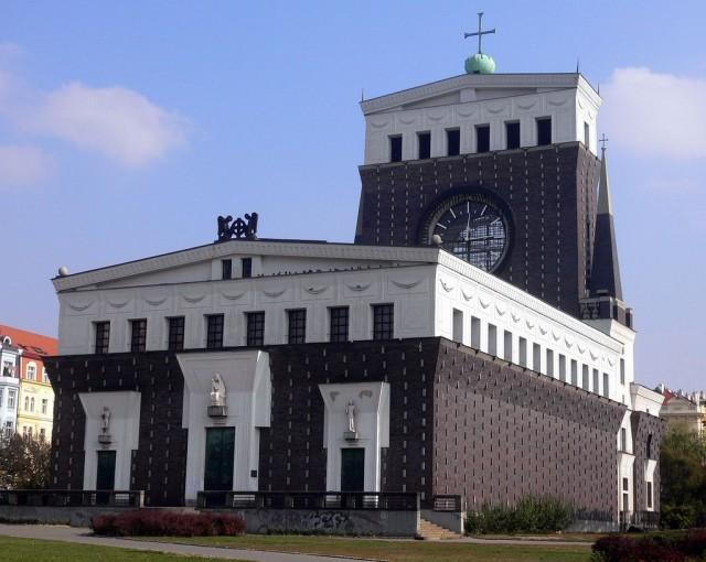Церковь Пресвятого Сердца Господня на Виноградах (Kostel Nejsvětějšího srdce Páně)