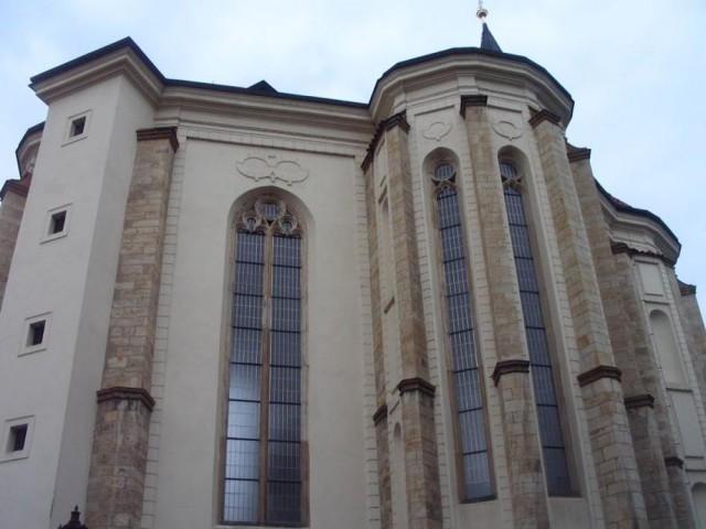 Церковь Святого Роха (kostel sv. Rocha)