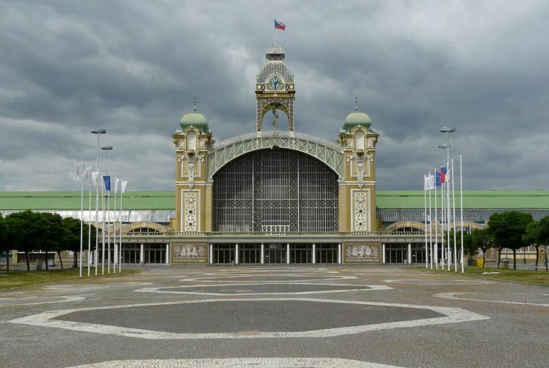 Дворец промышленности (Průmyslový palác )