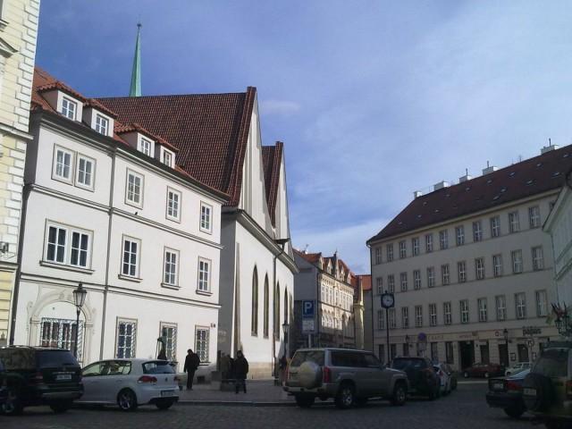 Бетлемская площадь (Betlémská námĕstí)