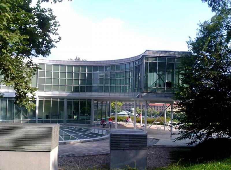 Брюссельский павильон (Bruselský pavilon)