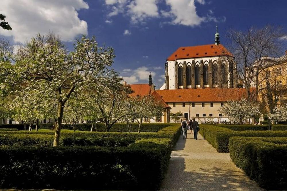 Франсисканский сад (Františkánská zahrada)