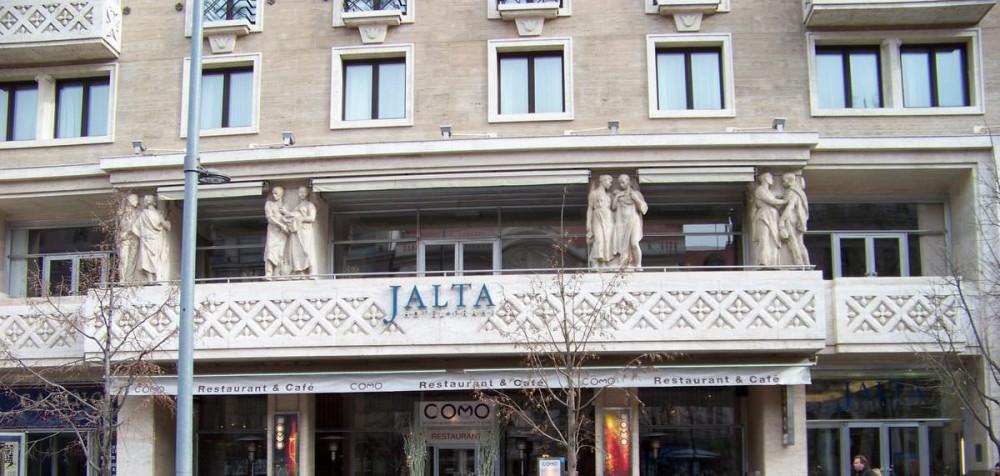 Отель Ялта (hotel Jalta)