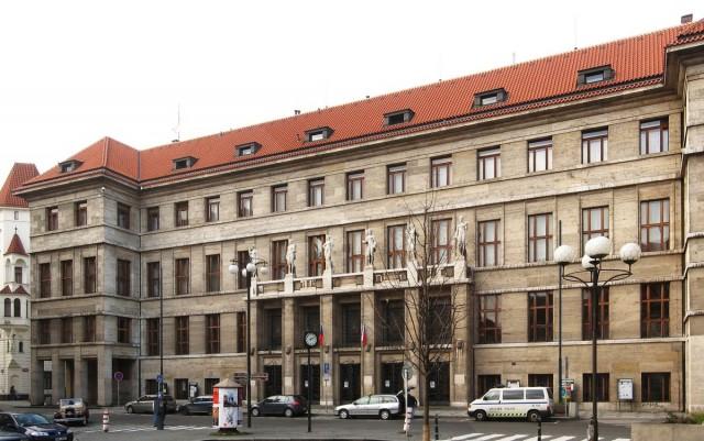 Городская библиотека (Městská knihovna)