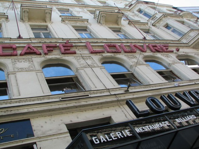 Кафе «Лувр» (Cafe Louvre)