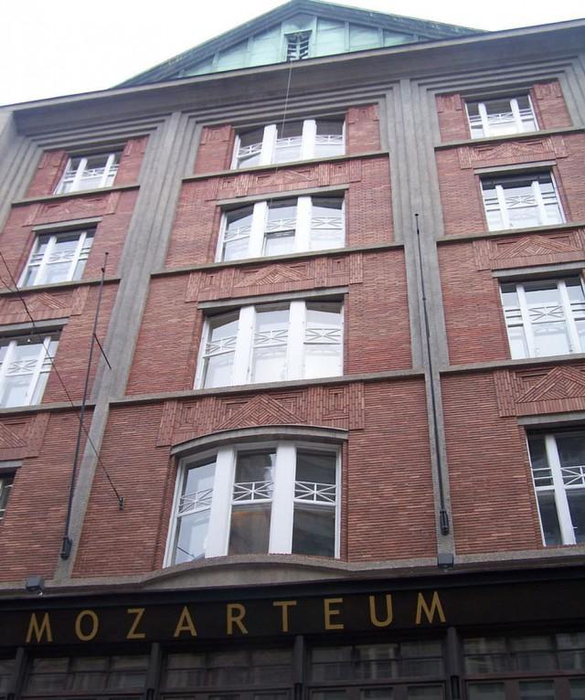 Моцартеума (obchodní dům Mozarteum)