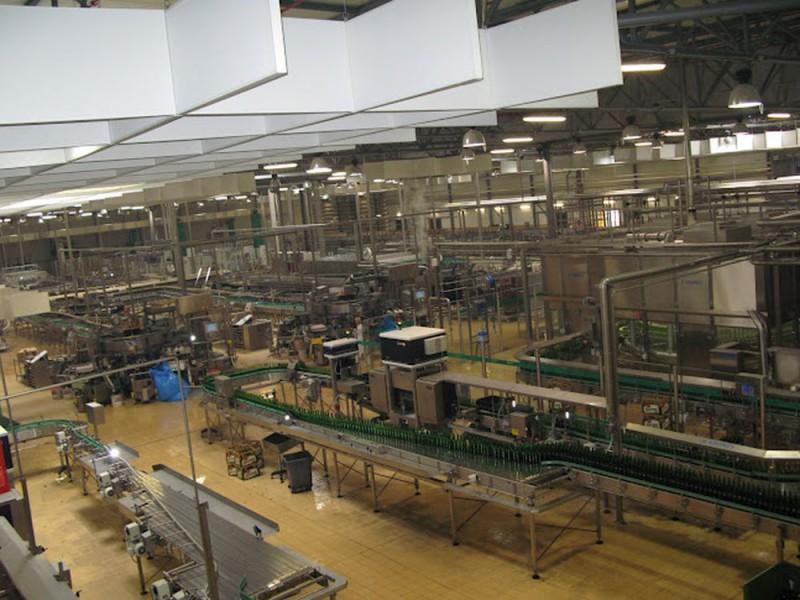 Пльзенский пивоваренный завод Plzeňský Prazdroj