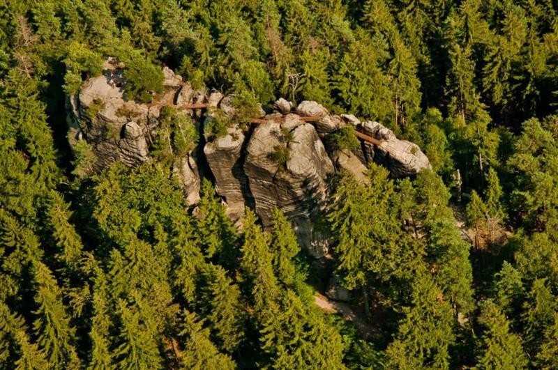 Скальный замок Шаунштейн