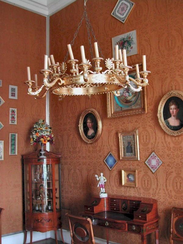 Замок Вранов-над-Дыей (Státní Zámek Vranov Nad Dyjí)