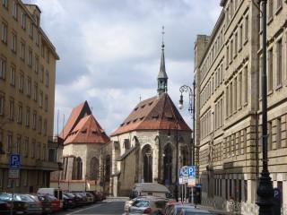 Монастырь Св. Агнессы Богемской