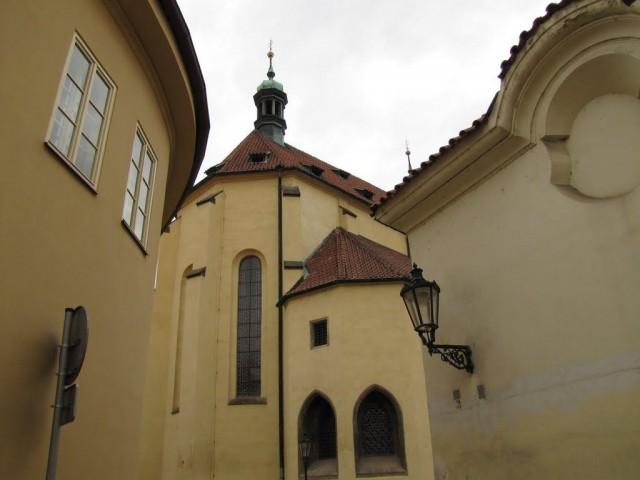 Монастырь Св. Агнессы Богемской (Klášter sv. Anežky české)