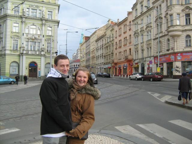 Пивной тур по Праге с Андреем