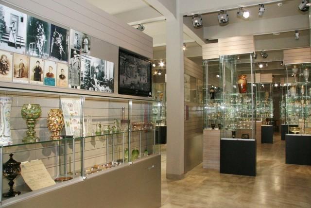 Музей стекла Мозер (Muzeum Moser)