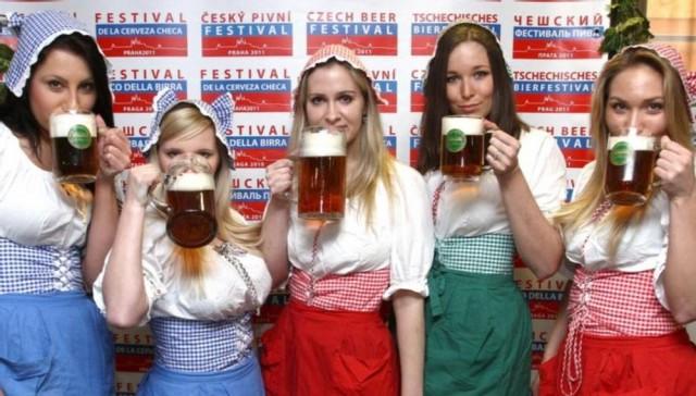 """Чешский фестиваль пива """"Прага 2013"""" (Český pivní festival Praha 2013)"""