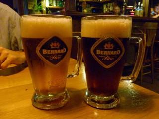 Пивовар Bernard в городе Гумполец