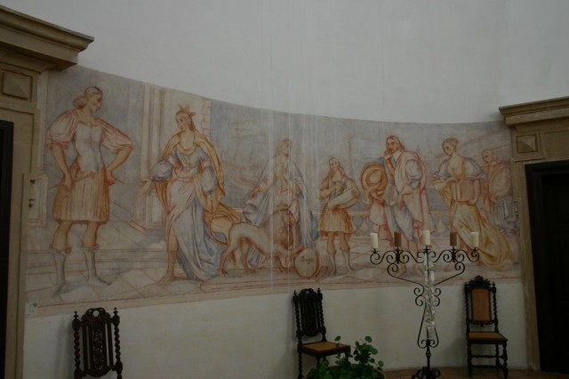 Замок Гумпрехт (Zámek Humprecht)