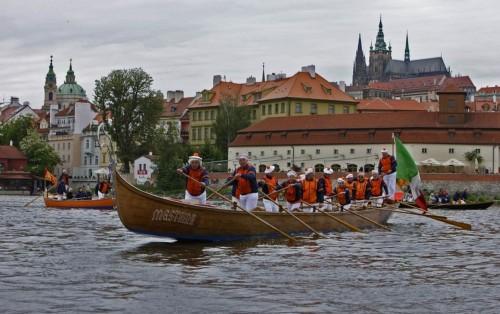 Праздник в честь святого Яна Непомуцкого в Праге