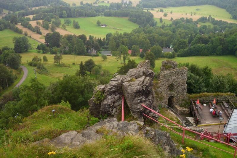 Руины Толштейна