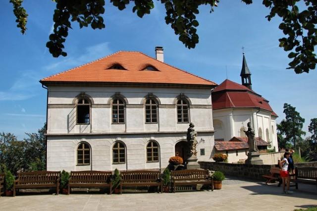 Замок Валдштейн (Hrad Valdštejn)