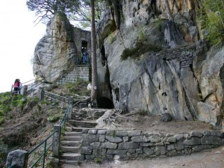 Руины крепости Вранов-Пантеон
