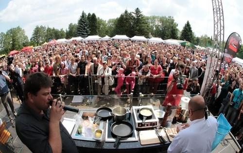 Apetit festival 2012 в городе Пльзень